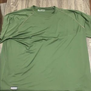 Under Armour OD Green Tactical T Shirt